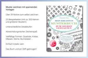 Muster zeichnen - Musterbuch Buchvorstellung