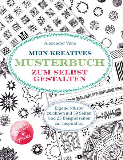 Schone Muster Zeichnen Mit Dem Kreativen Musterbuch Buchvorstellung