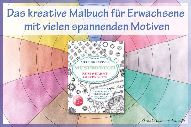 Malbuch für Erwachsene mit vielen Motiven (Buchvorstellung)