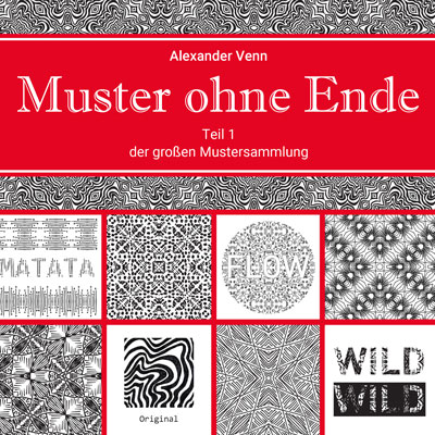 Muster ohne Ende - Mustersammlung - Buchcover