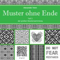 Kreativbuch-Muster zeichnen Teil 2