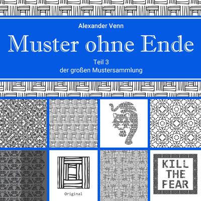 Kreativbuch-Muster-ohne-Ende-teil3-Mustersammlung zum Muster Zeichnen